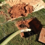 Pumping of Septic Tank